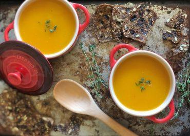 南瓜濃湯這樣做,輕鬆又美味!